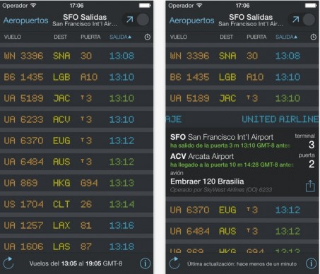 FlightBoard-iphone-1
