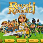 Royal Revolt!: juego de guerra medieval para Windows 8