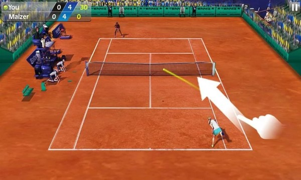 dedo-tennis_android